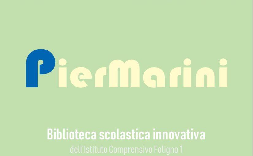 """Presentazione del progetto di biblioteca scolastica innovativa """"BiblioMediaPiermarini""""<br /><small>Aula Magna Piermarini<br />05 giugno 2018 ore 17:00</small>"""